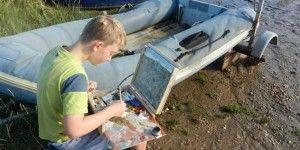 Pintor británico de 11 años vende sus obras en miles de libras