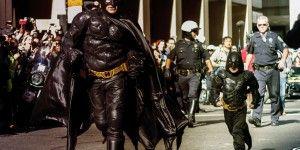 """""""Batkid Begins"""" contará cómo un niño con leucemia se convirtió en Batman"""