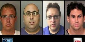 Aproximadamente 40 ex empleados de Disney acusados de pederastia