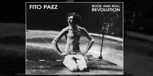 "Fito Páez presenta ""Rock and Roll Revolution"""