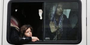 Éxodo de Gaza a Jordania