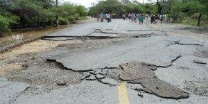 Invierten en Tamaulipas 258 mdp en carreteras afectadas por Ingrid