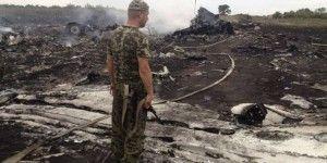 Ucrania insiste en culpar a separatistas por derribo de avión