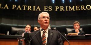 Humberto Mayans, coordinador integral de migración en la Frontera Sur