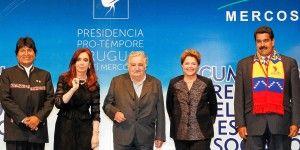 Venezuela confirma cumbre de Mercosur en agosto
