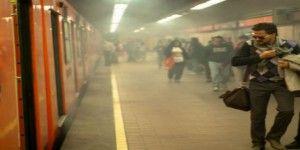 Se reanuda servicio en cuatro estaciones de Línea 7 del Metro