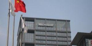 China investiga a Microsoft por monopolio
