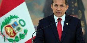 Debe América Latina abrirse a la industrialización: Humala
