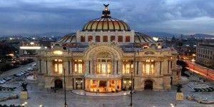 Rinden tributo al Palacio de Bellas Artes