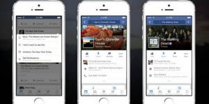 """Facebook lanza botón de """"guardar"""""""