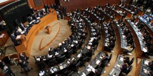 Mañana inicia periodo extraordinario en el Senado para votar leyes energéticas