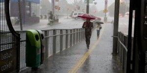 Se espera lluvias y granizo por inestabilidad en el Océano Pacífico