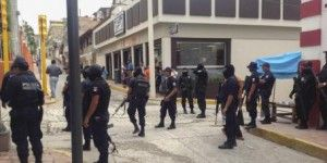 Fuerzas federales controlan zona de Chilapa en Guerrero