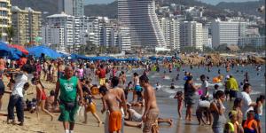 Estudian calidad de agua en Acapulco