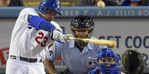 Adrián González da triunfo a Dodgers frente a Mets