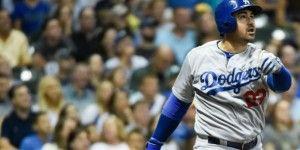 Conecta Adrián González home run 17 de la termporada; Dodgers pierde
