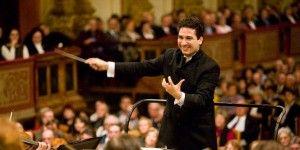 Un colombiano, primer director hispano de Orquesta en Houston