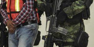Arrestan a presunto administrador de grupo criminal en Chihuahua