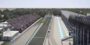 El GP de México se realizará el 1 de noviembre de 2015