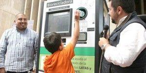 Reciclan y ganan puntos en Cuauhtémoc