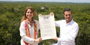 Calakmul es Patrimonio Mixto de la Humanidad