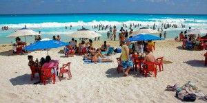 Playas mexicanas, los lugares más visitado por turistas