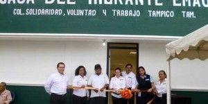 Liberan a 70 migrantes en Madero, Tamaulipas
