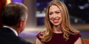Chelsea Clinton deja NBC