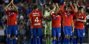 Cruz Azul obtiene su primer triunfo en Torneo de Apertura 2014