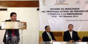 Homicidios en Oaxaca aumentan 20% en el 2014