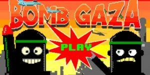 Bombardean Gaza en juego para Android