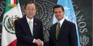 Peña Nieto asistirá a Asamblea General de la ONU