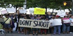Disminuye tensión en Ferguson
