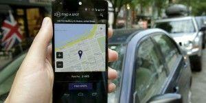 Prohiben en Boston app que aparta lugares de estacionamiento