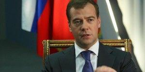 Hackean Twitter de primer ministro ruso