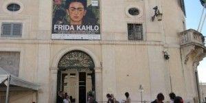 Muestra de Frida Kahlo alcanza récord de visitas en Roma