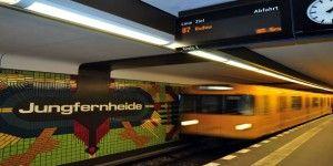 Incendio interrumpe el servicio del Metro de Berlín