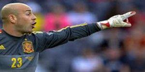 Pepe Reina al Bayern Munich