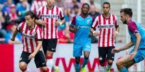PSV Eindhoven derrota 2-0 a Vitesse