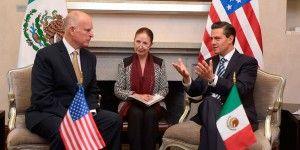 Prepara Peña Nieto visita de trabajo a California