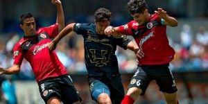 Pumas sigue sin ganar en CU