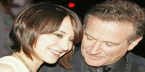 Hija de Robin Williams despide a su padre con fragmento de El Principito