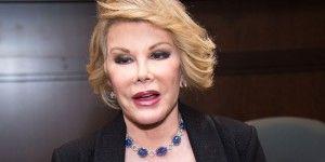 Joan Rivers en estado crítico después de que dejó de respirar