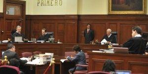 Constitucional que declaración patrimonial no sea pública: SCJN