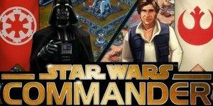 Lanzan juego de Star Wars para celulares