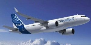 Airbus prepara primer vuelo de un A320neo
