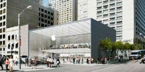 Caen bolsas de Nueva York a pesar de anuncio de Apple