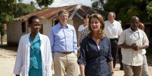Fundación Gates dona 50 mdd para lucha contra ébola