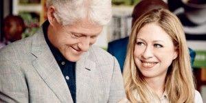 Los Clinton felices con el nacimiento de su nieta Charlotte