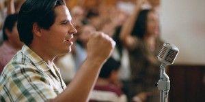 "Reciben con agrado película ""César Chávez"" en Londres"